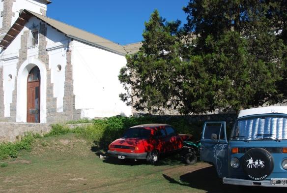 despertar en tafi del valle (iglesia)