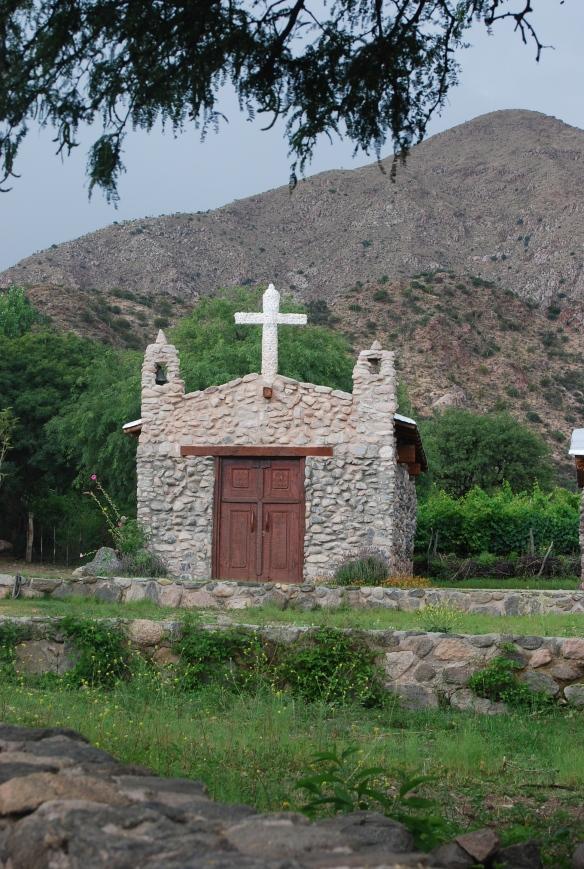 capilla Yacochuya