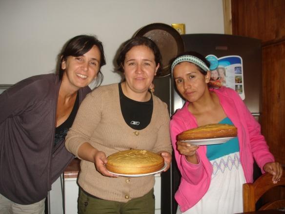 con anita y martita con los kekes