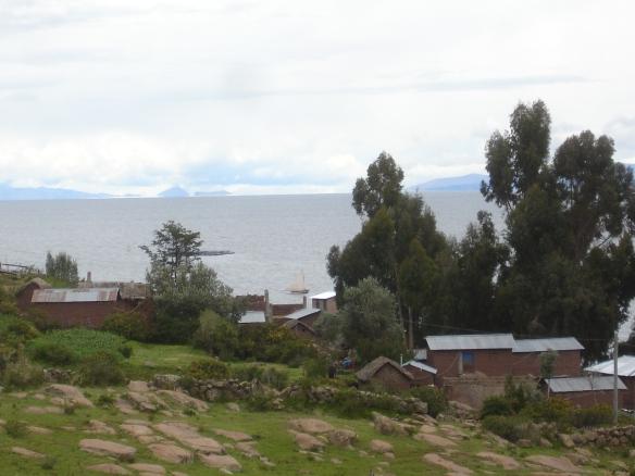llachon lago titicaca