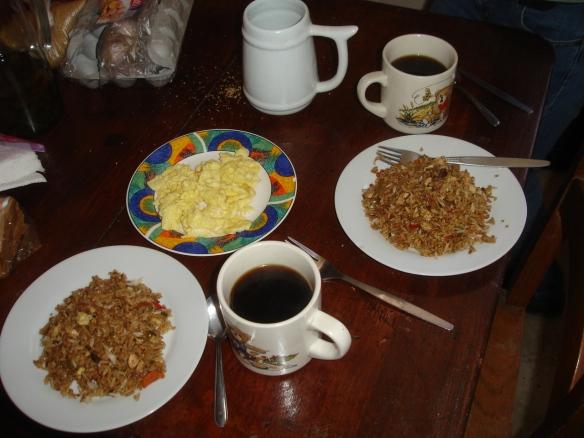 desayuno de mechi y martita