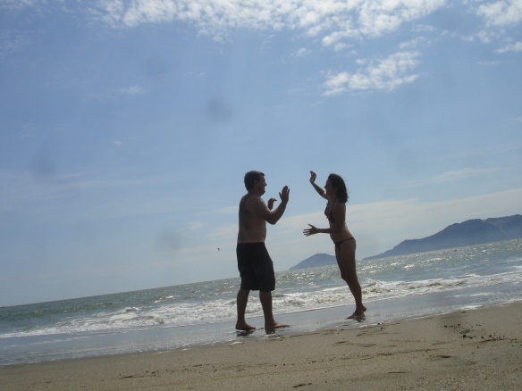 playa besique