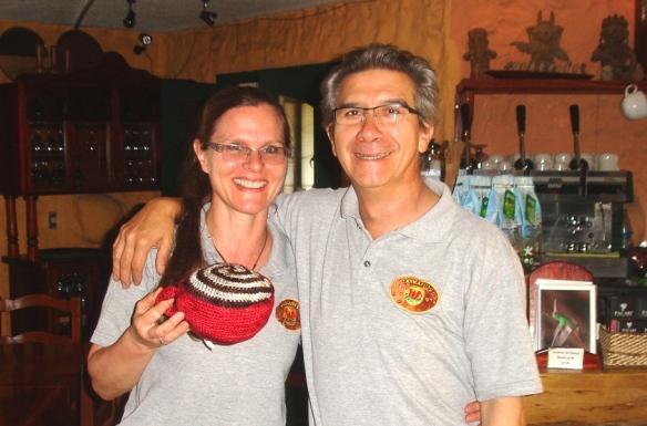 Susan y Luis