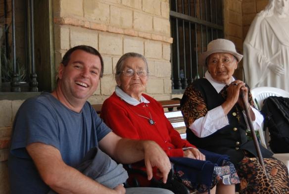 las abuelitas