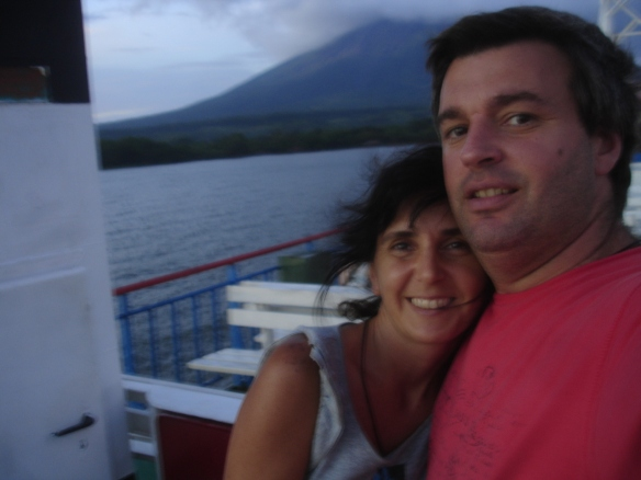 ferry a ometepe