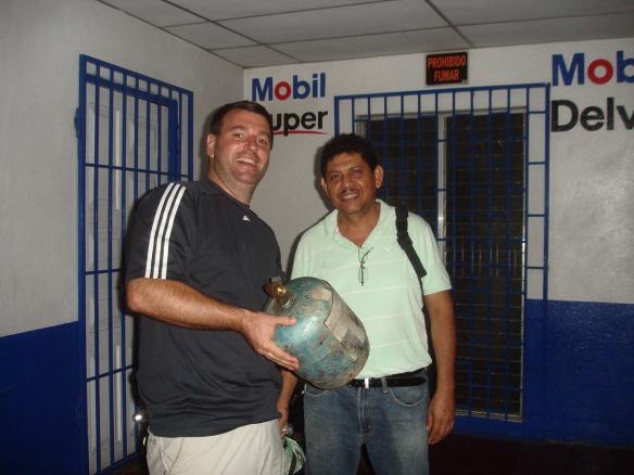 19e-Camino a y Leon (35) con Carlos