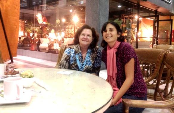 Con Patricia