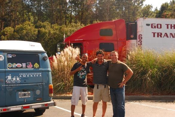 24d-camino a Savannah con Carlos